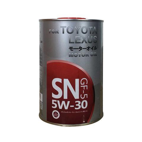 FANFARO TOYOTA 6708 5W-30 1L