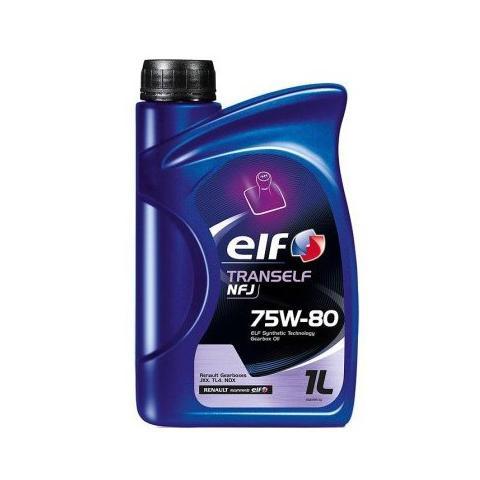 Prevodový olej ELF TRANSELF NFJ 75W-80 1L