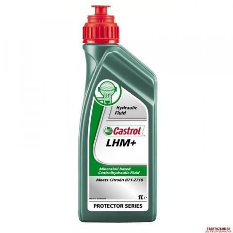 Hydraulický olej Castrol LHM 1L.