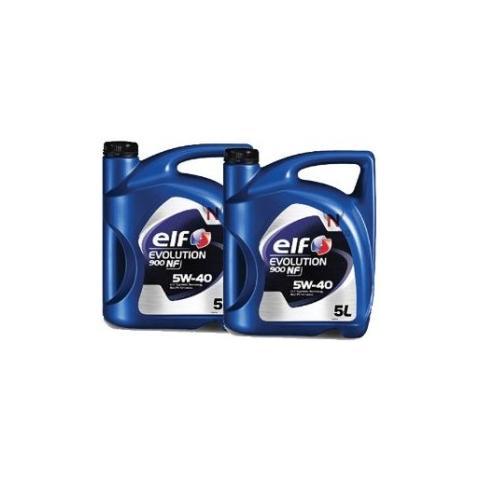 Motorový olej ELF Evolution 900 NF 5W-40 3x5L