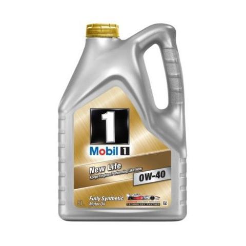 Motorový olej MOBIL 1 FS 0W-40 5L.