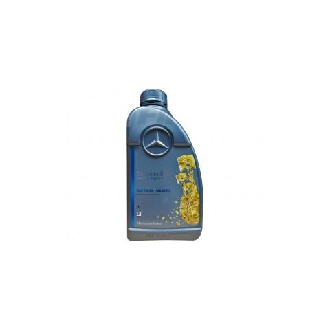 Motorový olej Mercedes-Benz PKW 229,6  5W-30 1L.