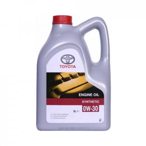 Motorový olej Toyota Premium Fuel Economy 0W-30 5 l