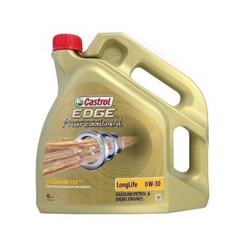 Motorový olej CASTROL Edge Professional  BMW LL04 0W-30 4L.