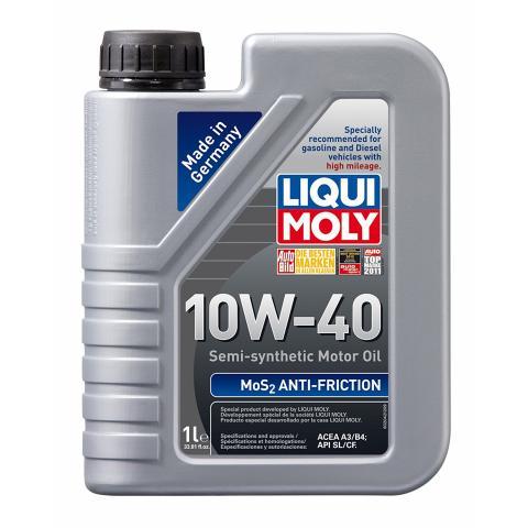 Liqui Moly 1091 (2626) Motorový olej 10W-40 MoS2 1L