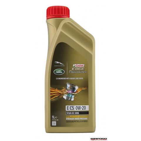 Motorový olej Castrol Edge Professional E C5 0W-20 1 l