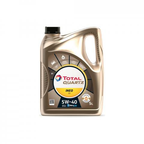Total Quartz Ineo C3 5W-40 5 l