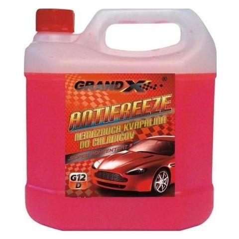 Antifreeze D/G12 Grand X 4L