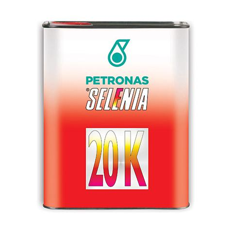 Motorový olej SELENIA 20K 10W-40 2L