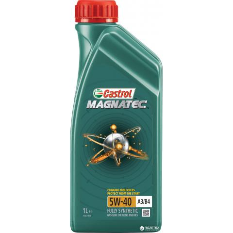 Motorový olej Castrol Magnatec A3/B4 5W-40 1l.