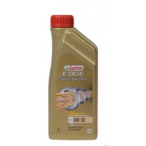 Motorový olej Castrol Edge Professional C3 0W-30 1L.