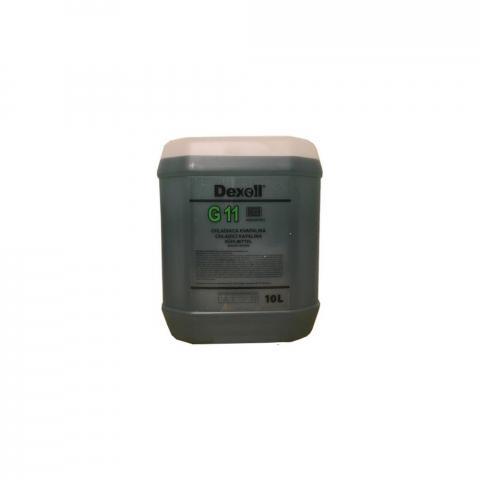 Dexoll antifreeze G11 10L. zelený
