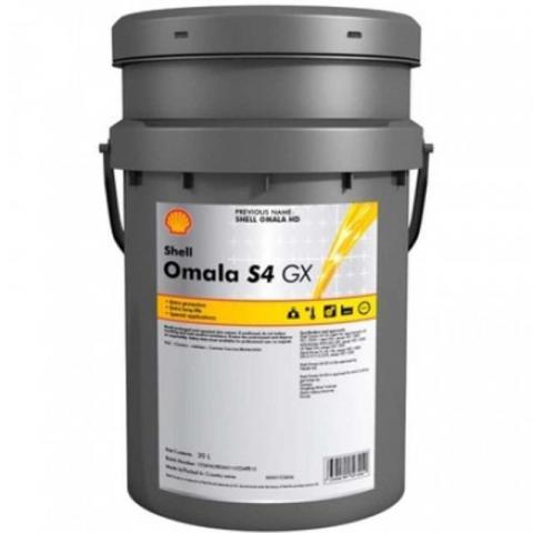 Shell Omala S4 GX 460