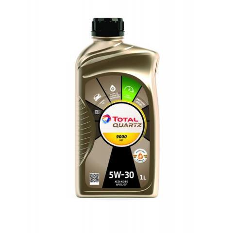 Motorový olej TOTAL Quartz Future NFC 9000 5W-30 1L.