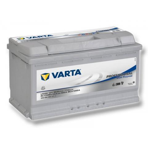 Trakčná bateria Varta Professional DC 12V 90Ah 800A 930 090 080