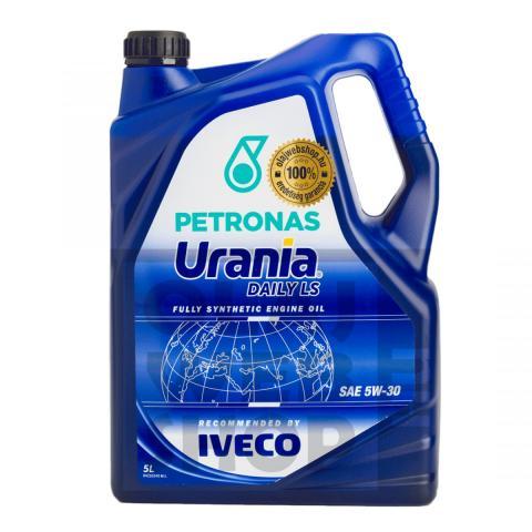 Motorový olej Urania Daily LS 5W-30 5L.