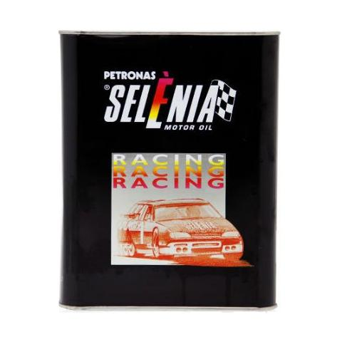 Motorový olej SELENIA RACING 10W-60 2L.