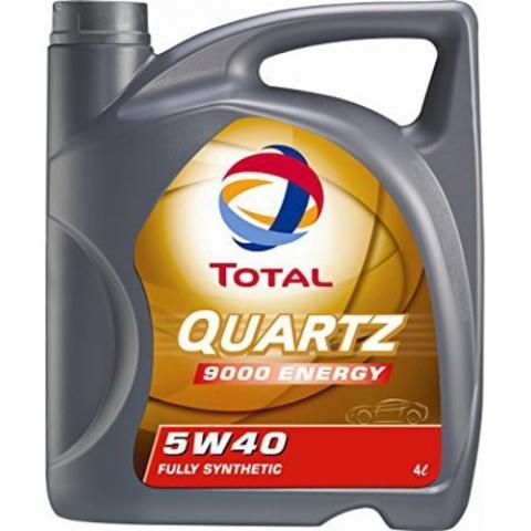 Motorový olej TOTAL QUARTZ  9000 Energy 5W-40 4L.