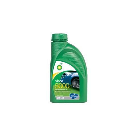 motorový olej BP VISCO 5000 C 5W-40 - 1L