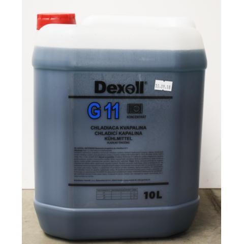 Dexoll Antifreeze G11 10L. modrý