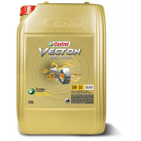 Castrol Vecton Fuel Saver 5W-30 E6/E9 - 20L.