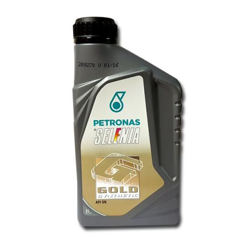 Motorový olej SELENIA GOLD 10W-40 1L