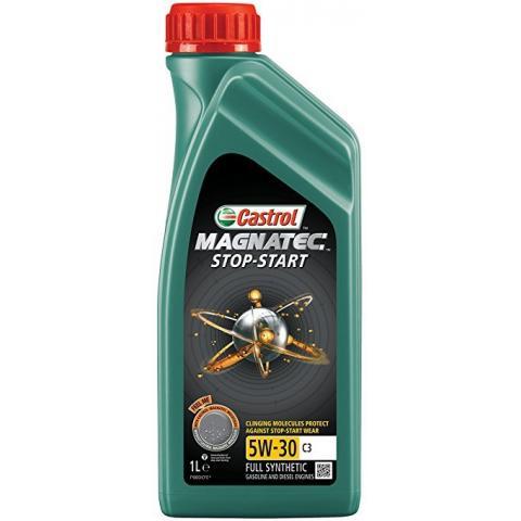 Motorový olej Castrol Magnatec Start Stop C3 5W-30 1L.