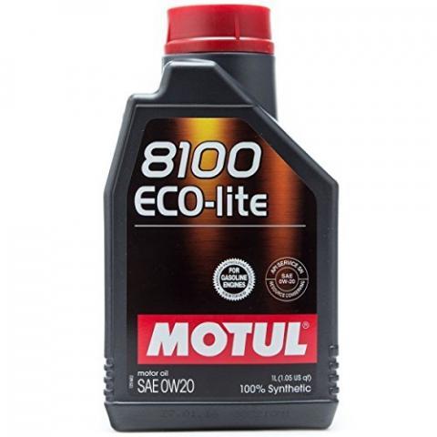 Motorový olej Motul 8100 Eco-Lite 0W-20 1L
