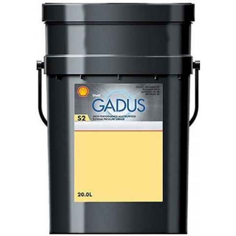 SHELL Gadus S2 V220 AD2 18kg OMn029
