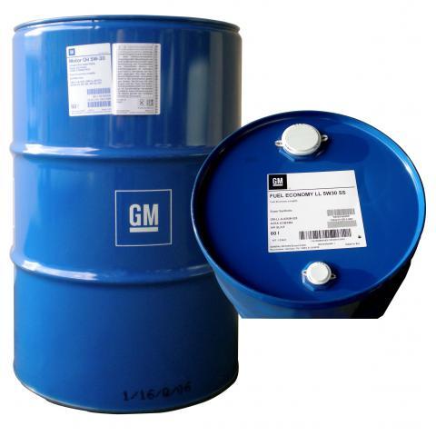 Motorový olej OPEL MOTOR OIL DEXOS 2 5W-30 60L.