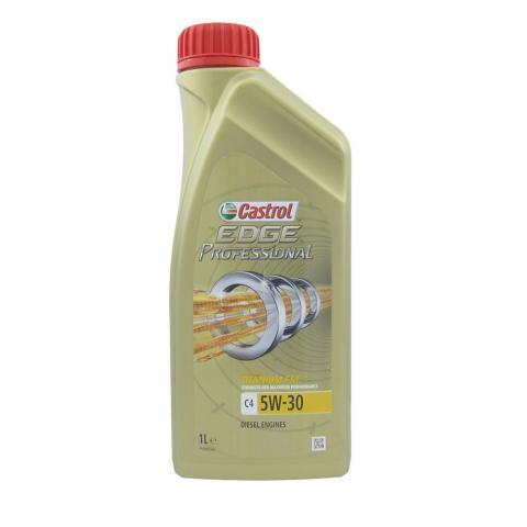 Motorový olej Castrol Edge Professional C4 5W-30 1L.