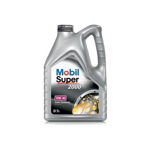 Motorový olej MOBIL SUPER 2000 X1 10W-40 5L.