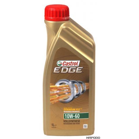 Motorový olej CASTROL EDGE Titanium FST  10W-60 1L.