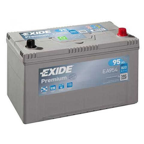 Autobatéria EXIDE Premium 95Ah, 12V, EA954