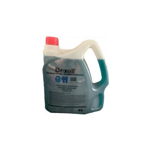 Dexoll Antifreeze AG11 3L modrý