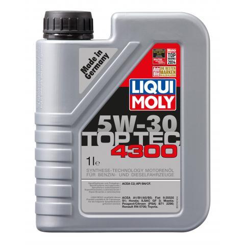 Liqui Moly 3740 TOP TEC 4300 5W-30 1L
