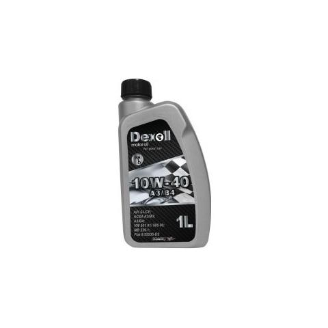 Motorový olej Dexoll 10W-40 A3/B4 1L