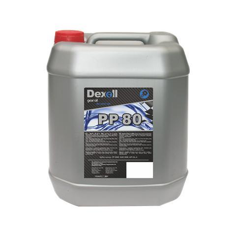 Prevodový olej Dexoll PP GL-4 80W 20L