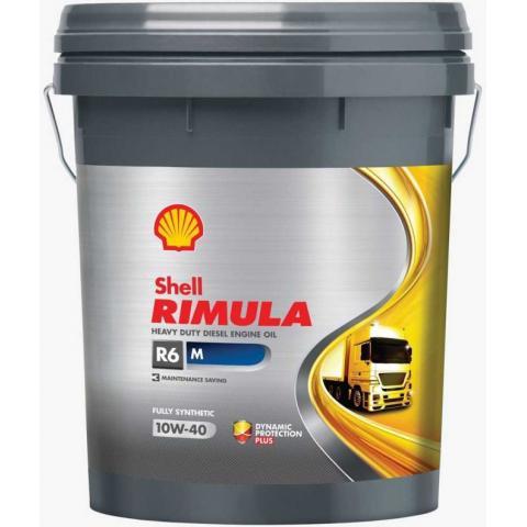 Shell Rimula R6M 10W-40 20L.