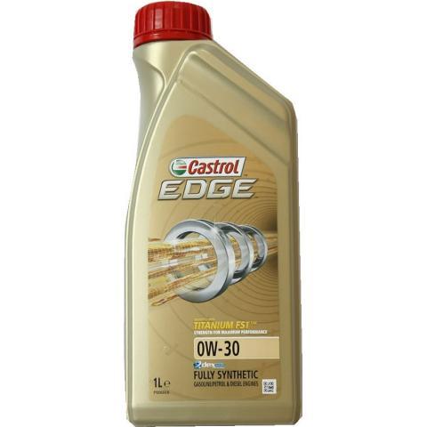 motorový olej CASTROL EDGE Titanium FST 0W-30 1L