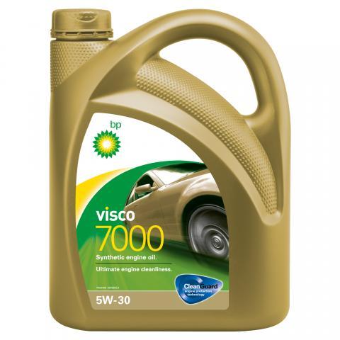 Motorový olej BP Visco 7000 LongLife III 5W-30, 4L