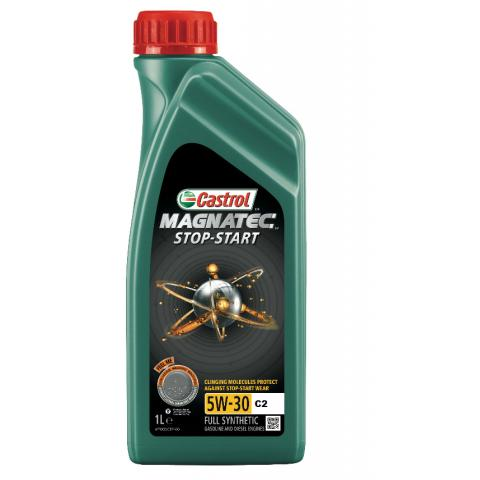 Motorový olej Castrol Magnatec 5W-30 C2 Stop-Start 1L