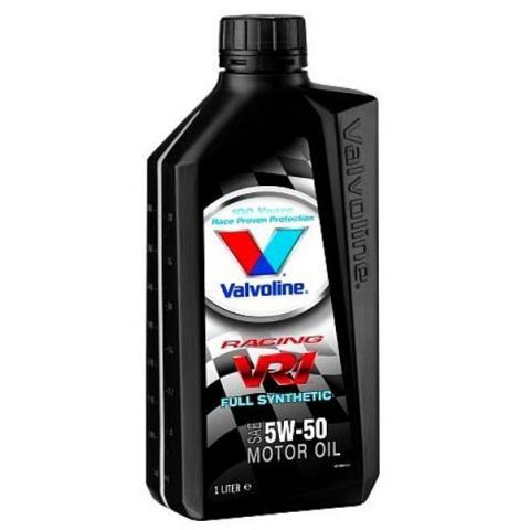 Motorový olej VALVOLINE VR1 RACING 5W-50 1L.