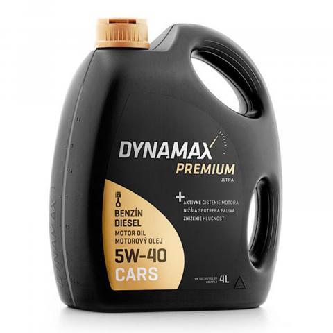 Dynamax  Ultra  5W-40 4L.