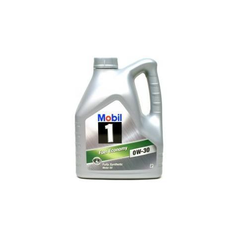 Motorový olej Mobil Fuel Economy 0W-30 4L.
