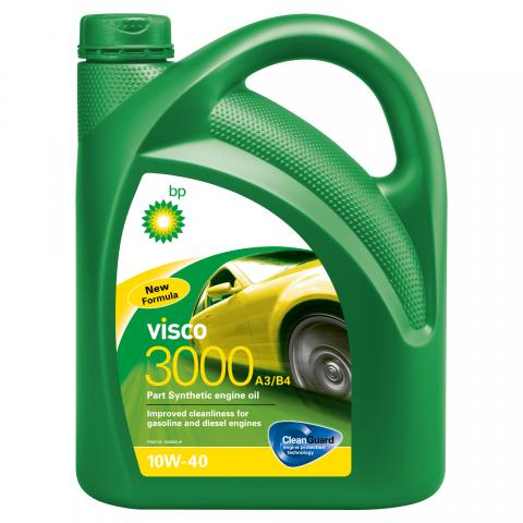 motorový olej BP Visco 3000 10W-40 4L