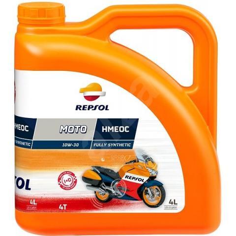 Repsol Moto Racing HMEOC 4-T 10W-30 4L.