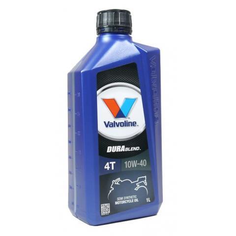 Motorový olej VALVOLINE DURABLEND 4T Sae 10w-40 1L.