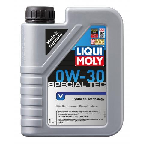 Motorový olej Liqui Moly 3768 Special Tec 0W-30 1L